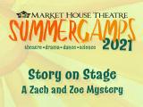 Story on Stage: A Zach and Zoe Mystery