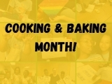 Cooking & Baking Month