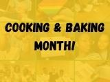 Cooking & Baking Month