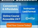 Ed2Go-Distance Learning