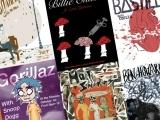 Pre-College Intensives: Illustration: The Art of the Concert Poster Online, DR 710MI