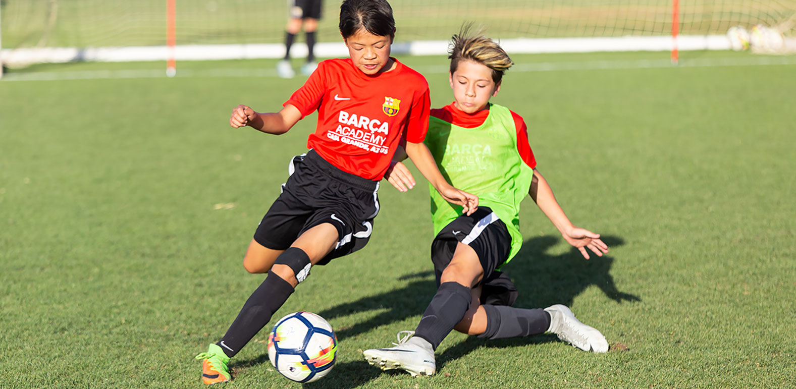 Boys and Girls Soccer Camp-Grades 3-8