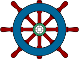 Original source: https://upload.wikimedia.org/wikipedia/commons/thumb/6/62/WikivoyageSteering_wheel_ship.svg/1024px-WikivoyageSteering_wheel_ship.svg.png