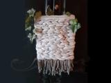 """E-05-11 Weaving: """"Soumak and Ivy"""""""