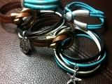 Euro-Leather Bracelet