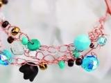 Art Night Out - Crochet Wire Jewelry