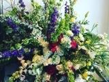 Spring Flower Arrangement W19