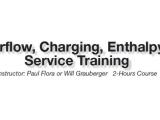 Airflow, Charging, Enthalpy, Service Training - Lenexa