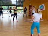 Dance Flow Hooping: Intermediate Level