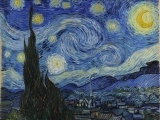 "Art in an Evening: Vincent Van Gogh: ""Starry Night"",  Messalonskee W18"