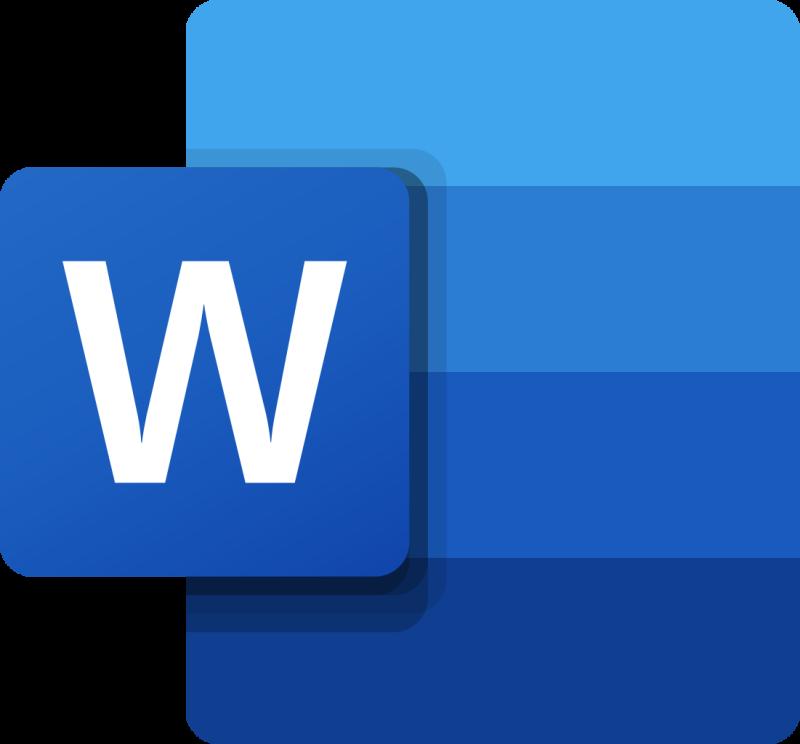 Original source: https://upload.wikimedia.org/wikipedia/commons/thumb/7/76/Microsoft_Office_Word_%282018%E2%80%93present%29.svg/1101px-Microsoft_Office_Word_%282018%E2%80%93present%29.svg.png