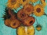 """Art in an Evening: Vincent Van Gogh's """"Sunflowers"""", Sept. 19 Messalonskee F18"""