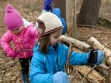 Preschool April Vacation Camp at Gilsland Farm