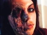 Halloween Horror Make-Up