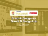 [Online] Graphic Design w/ Gravit & Design Lab