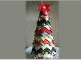 No Sew Holiday Tree