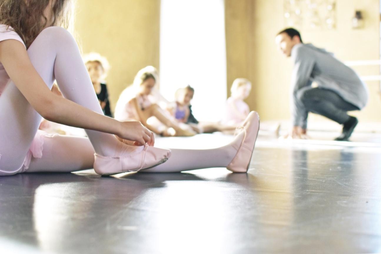 Pre-Ballet 2 Dance Camp (Ages 5-7)