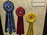 Showcase Ribbons In a Wreath - Litchfield