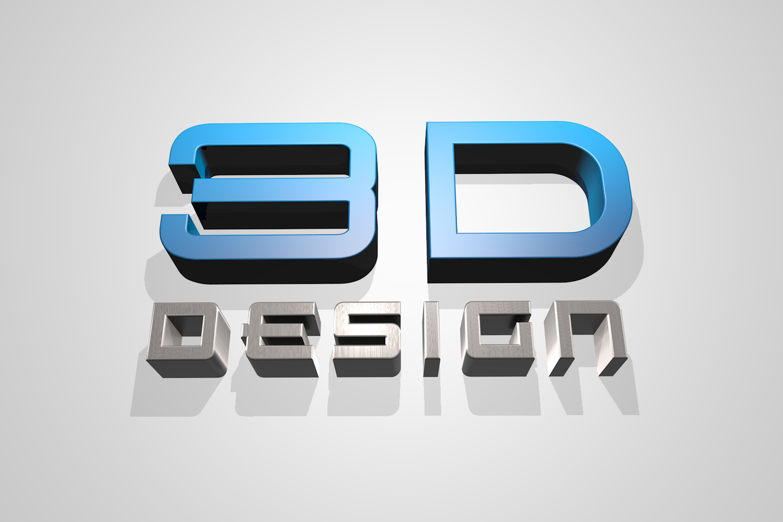 3D Design Introduction