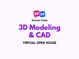 Virtual Open House: 3D Modeling & CAD
