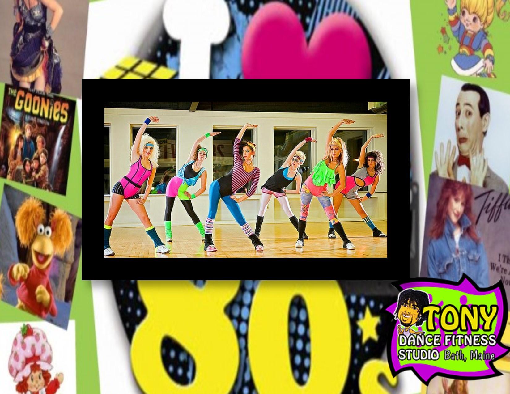 80s and '90s Dance Aerobics Session III