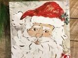 Santa Claus Paint Night