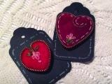 HeartFelt Zipper Pins