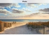 Learn to Paint: Beach Scene on Canvas