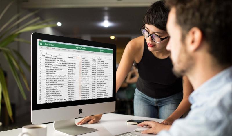 Microsoft Excel, Intermediate | Mt  Desert Island Adult & Community  Education