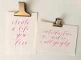 Calligraphy Intro