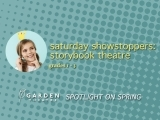 Saturday Showstoppers- Storybook Theatre (grades 1-3)