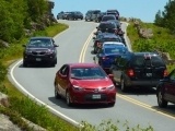 Maine Driving Dynamics (65 years and older)