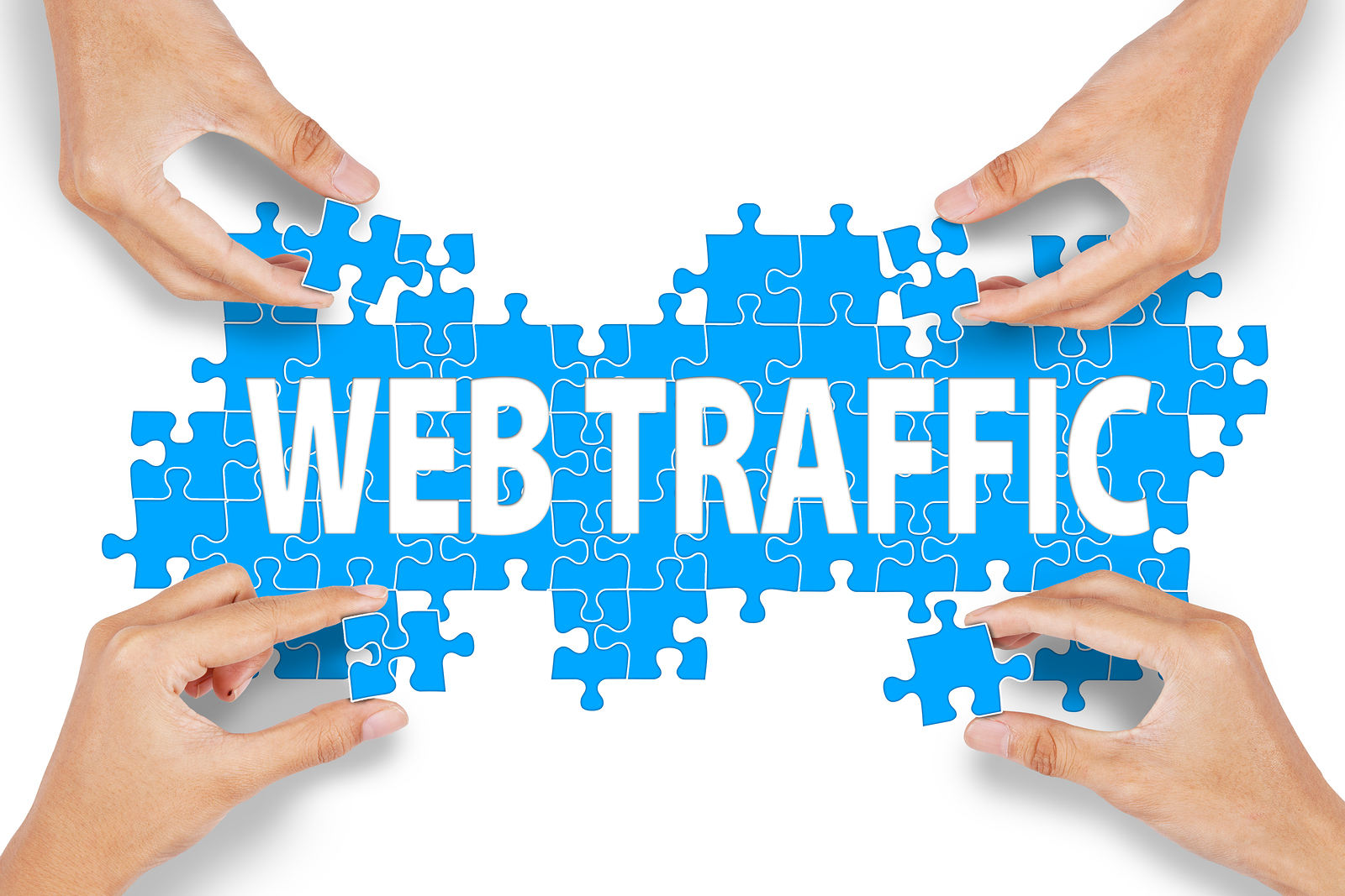 Boosting Your Web Site Traffic ONLINE - Spring 2019