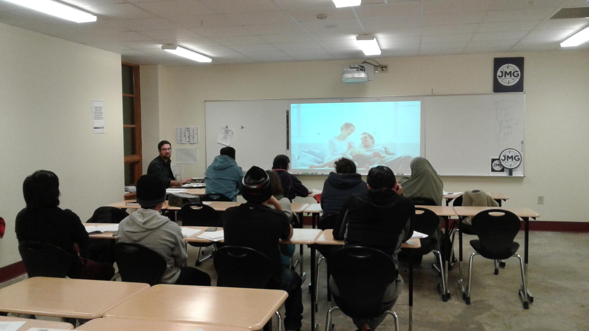 English Language Learners Daytime (Beginner Levels 1 & 2) - Spring 2019