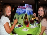 Painting Party at Lobster Cove