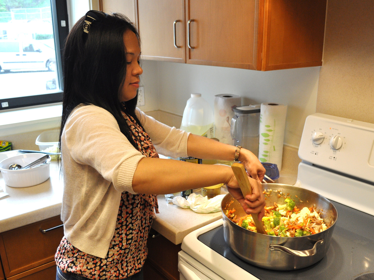 HEALTHY ASIAN COOKING - JAPANESE