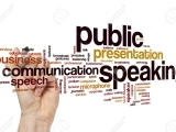 Fearless Public Speaking: Speak, Act And Look Like a Leader (Spring 2018)