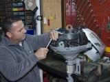 Outboard Marine Engine Repair