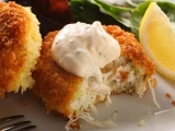 Savannah Crab Cakes