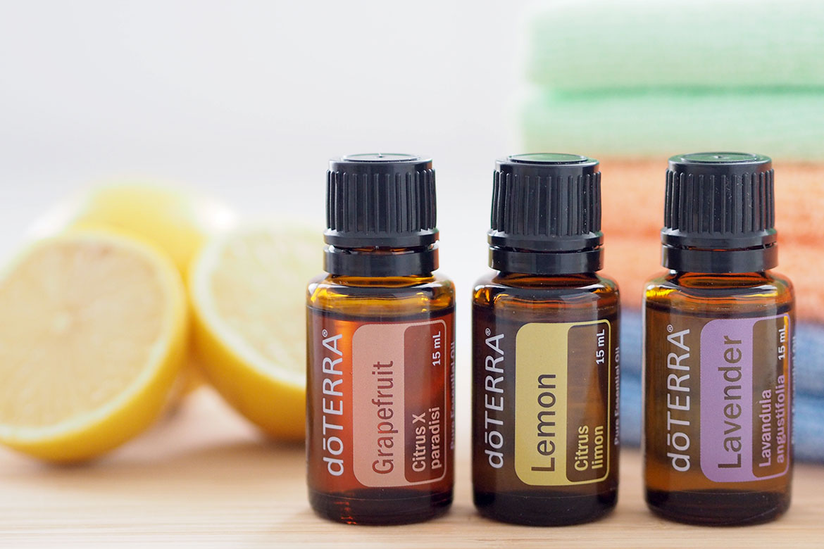 Essential Oils: Pain and Sleep Support