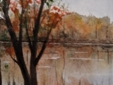 Lovely Fall Watercolor