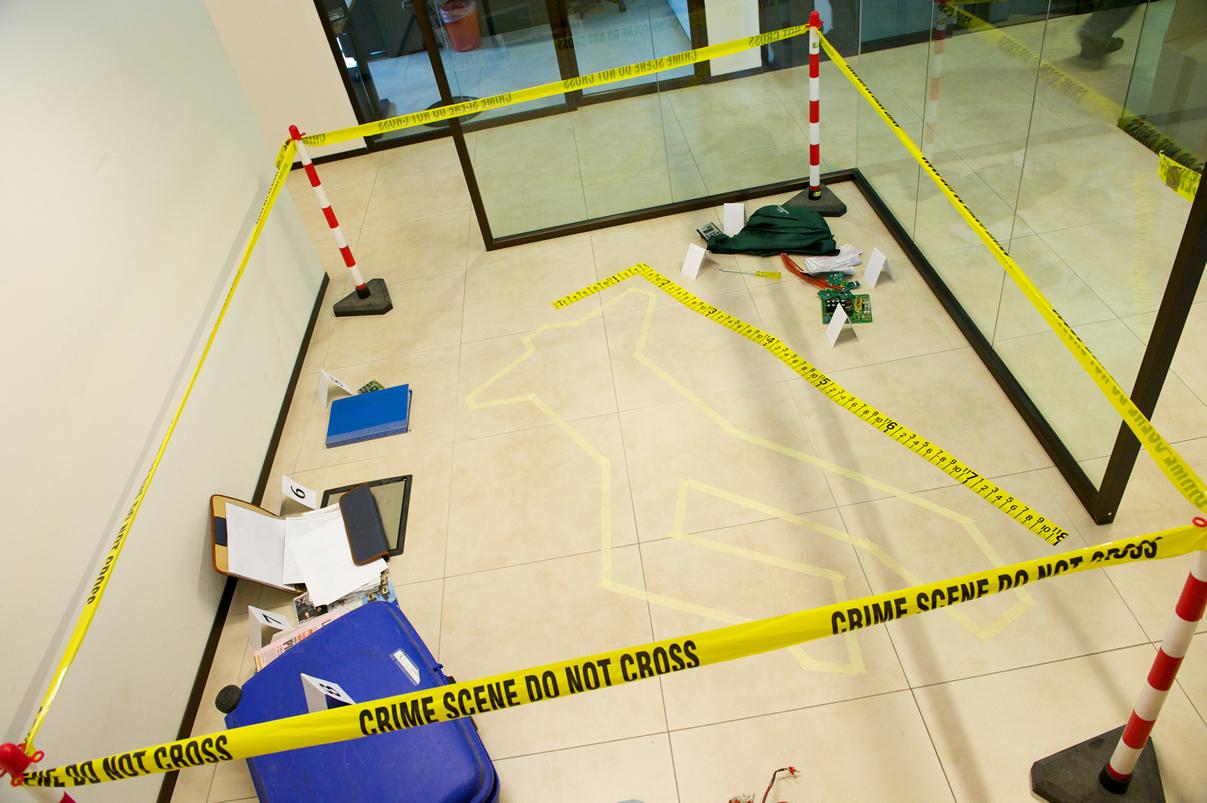 Crime Scene/Evidence - Spring 2019