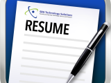 Effective Resumes - Spring 2018