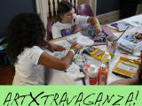ArtXtravaganza!!! - Younger Kids