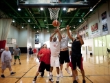 Co-ed Adult Basketball Open Gym (Winter)