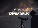 *NEW:  ASTRONOMY Elective - Exploring Creation High School/LIVE