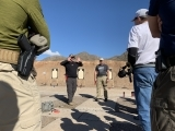213 - COMPETITION HANDGUN SKILLS and DRILLS with Mike Seeklander and Rob Leatham / Grand Junction, CO