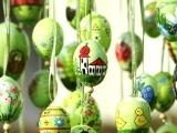 Lithuanian and Ukrainian Egg Decorating - Plymouth