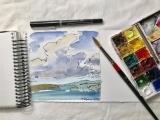 Art Adventure-The Traveling Sketchbook Part II