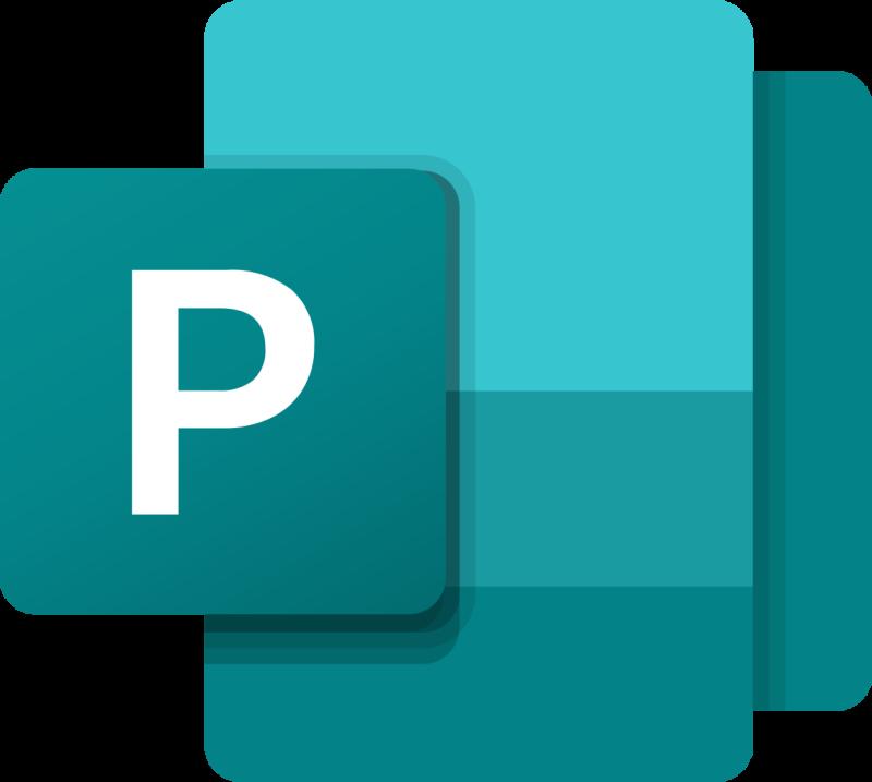 Original source: https://upload.wikimedia.org/wikipedia/commons/thumb/f/fb/Microsoft_Office_Publisher_%282019-present%29.svg/1142px-Microsoft_Office_Publisher_%282019-present%29.svg.png